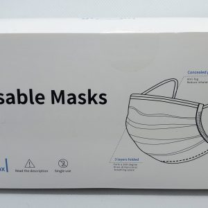 Disposable Masks_50ct_Front